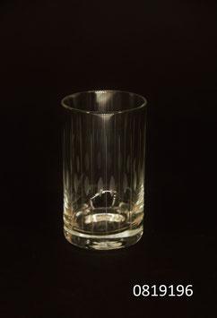 8 Weissweingläser Kristall geschliffen