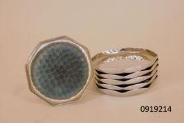 """Untersetzer """"Maggi"""" Aluminium (0919214)"""