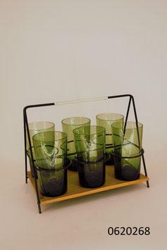 6 Gläser mit Krug (0620268)
