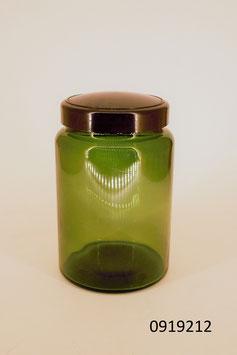 """Bülach"" Glas mit Bakelitdeckel (0919212)"