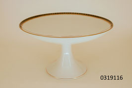 Etagère mit 12 Tellerli (0319116)