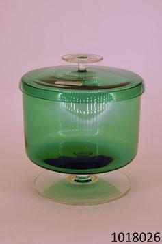 Kristalldose Sarnerglas