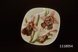 """6 Teller """"Langenthal"""" Serie """" Schweizer Orchideen"""" (1118054)"""