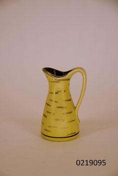 Vase handbemalt, Keramik