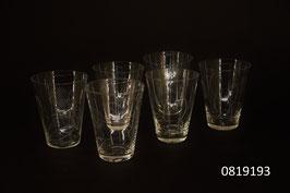 6 Schnaps-/Shotgläser Kristall (0819193)