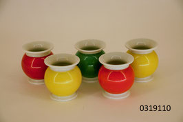 5 Eierbecher Keramik