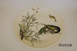 "5 Fischteller ""Johnson Bros"" Keramik (0519158)"