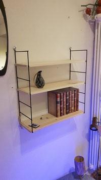 Büchergestell 60er Jahre - VERKAUFT im Laden