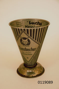 "Messbecher ""Luchs"" (0119089)"