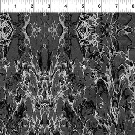 15JYM2 Aprilia Black, Marble Essence by Jason Yenter, In The Beginning Fabrics