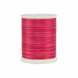 King Tut Cotton Quilting Thread #914 Ramses Red