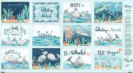 Whaley Loved, Panel, Wilmington Prints