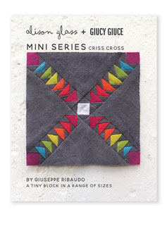 STRETCHED GEESE QUILT PATTERN Mini Series