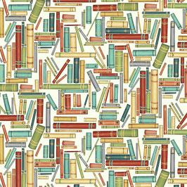 Cat Storries White, Purrfect Day, Windham Fabrics  04283950821