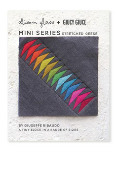 CRISS CROSS QUILT PATTERN Mini Series