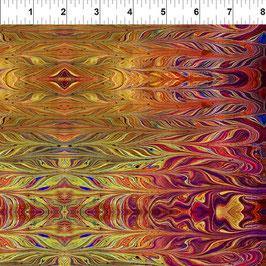 13JYM1 Como Multi, Marble Essence by Jason Yenter, In The Beginning Fabrics