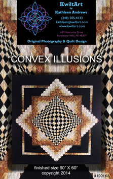 Convex Illusions, KwiltArt