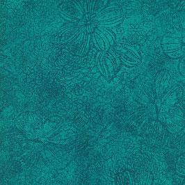 Aqua Flower, The Jinny Beyer Palette, 6931-127, 10028450619