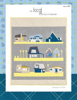 the local quilt, Carolyn Friedlander