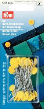 Quilt-Stecknadeln mit Blumenkopf, Prym 028520