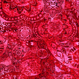 Strawberry Fields, Bohemian Rhapsody, Quilting Treasures 04912550719