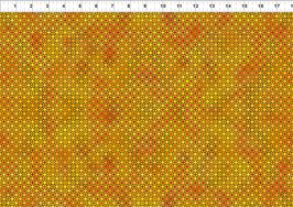 Punkte, gelb, Unusual Garden, In The Beginning Fabrics 123537950819