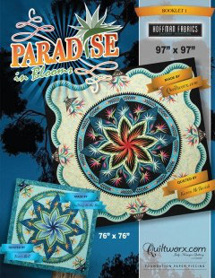 Paradise in Blooms (Wall Size)