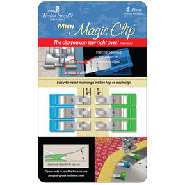 Magic Clip Mini, Taylor Seville