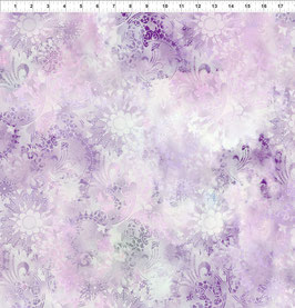 rosefarbene Blüten, Diaphanous by Jason Yenter for In The Beginning fabrics 04342650819