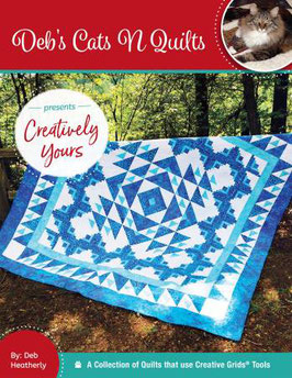 Creatively Yours, Deb´s Cats N Quilts, Deb Heatherly