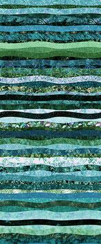 Ocean, Hoffman Waves, Hoffman Fabrics 02365150721