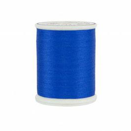 King Tut Cotton Quilting Thread #1035 Dark Bird Brain Blue