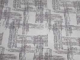 Schwarze Streifen auf grauem Grund, Stof Fabrics, 06645550818