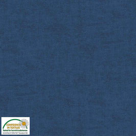 Melange 4509-606, Marineblau  Stoffabrics