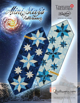 Mini Stars Table Runner