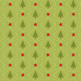 Weihnachtsbäume, by Mary Jane Carey of Holly Hill Quilt Designs, 08097550716