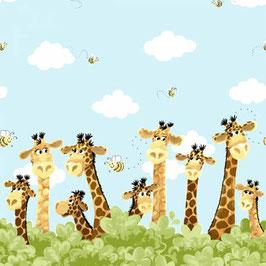 Zoe the Giraffe Border, Susybee 03018350617