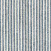 American Country Collection, Blaue Streifen auf weißem Grund, Lecien Corporation, 01425950717