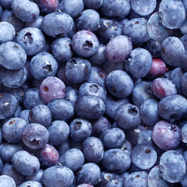 Packed Blueberries Blue, Berry Good, Elizabeth´s Studio, 07037850720
