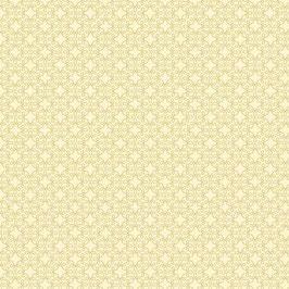 Cream Filagree Geo, Modern Melody Basics, Henry Glass