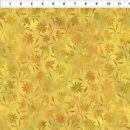 Daisy Gold, 8RJ1, In The Beginning Fabrics 02063550821