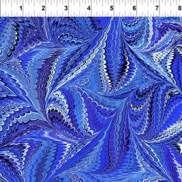 6JYM1 Genova Royal, Marble Essence by Jason Yenter, In The Beginning Fabrics