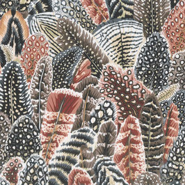 Farmyard Feathers, Free Spirit Fabrics, 10022350618