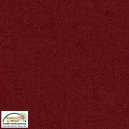 Melange 4509-410, Dunkelrot  Stoffabrics 01427050621