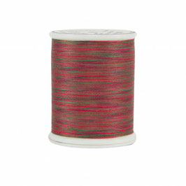 King Tut Cotton Quilting Thread #1002 Holly and Ivy