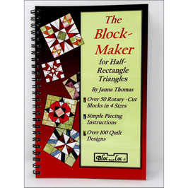 The Block Maker, Janna Thomas, Bloc_Loc