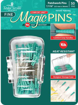 Magic Pins Fine, Taylor Seville