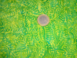 Grüne Blätter, Batik, Timeless Treasures, 03031050916