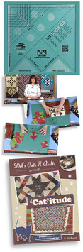 Creative Grids Non Slip Cat´s Cradl Tool, Deb Heatherly CGRDH1