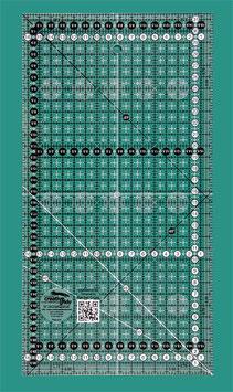 Creative Grids Non Slip 16,5cm x 31,5cm Ruler CGRM165315